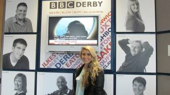 At BBC Radio Derby